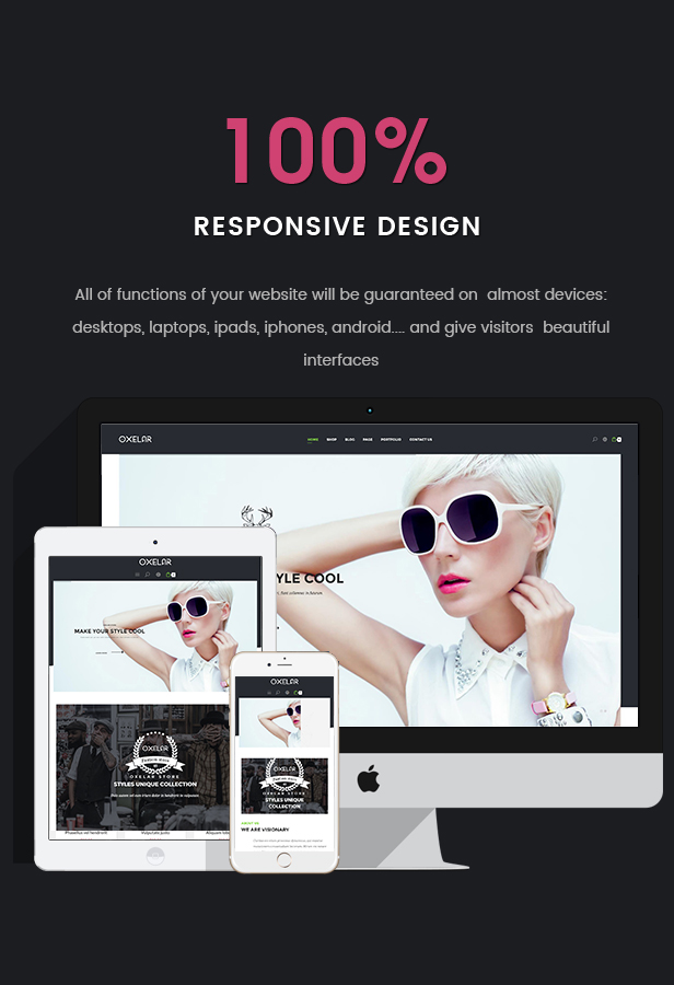 Clothing Shopify Template