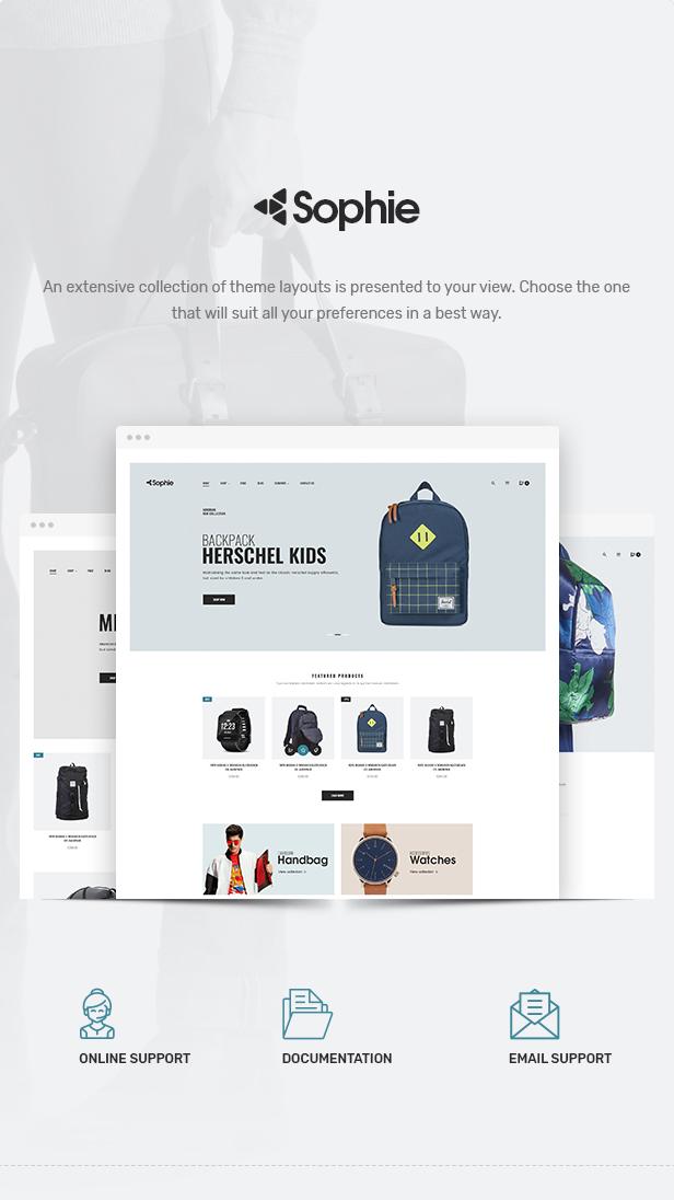 Bags Shopify Theme